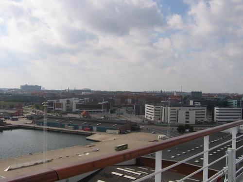 Im Hafen von Kopenhagen